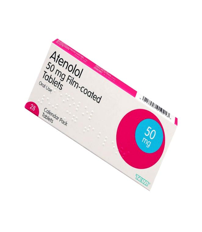 Atenolol (tenormin) 100 mg 14 package quantity