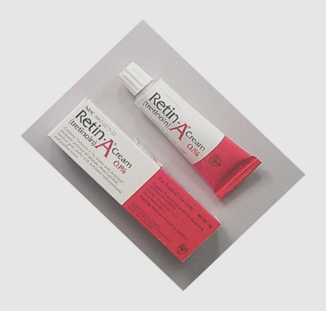 Retin-a cream (tretinoin) 0 % 10 tablets in a package