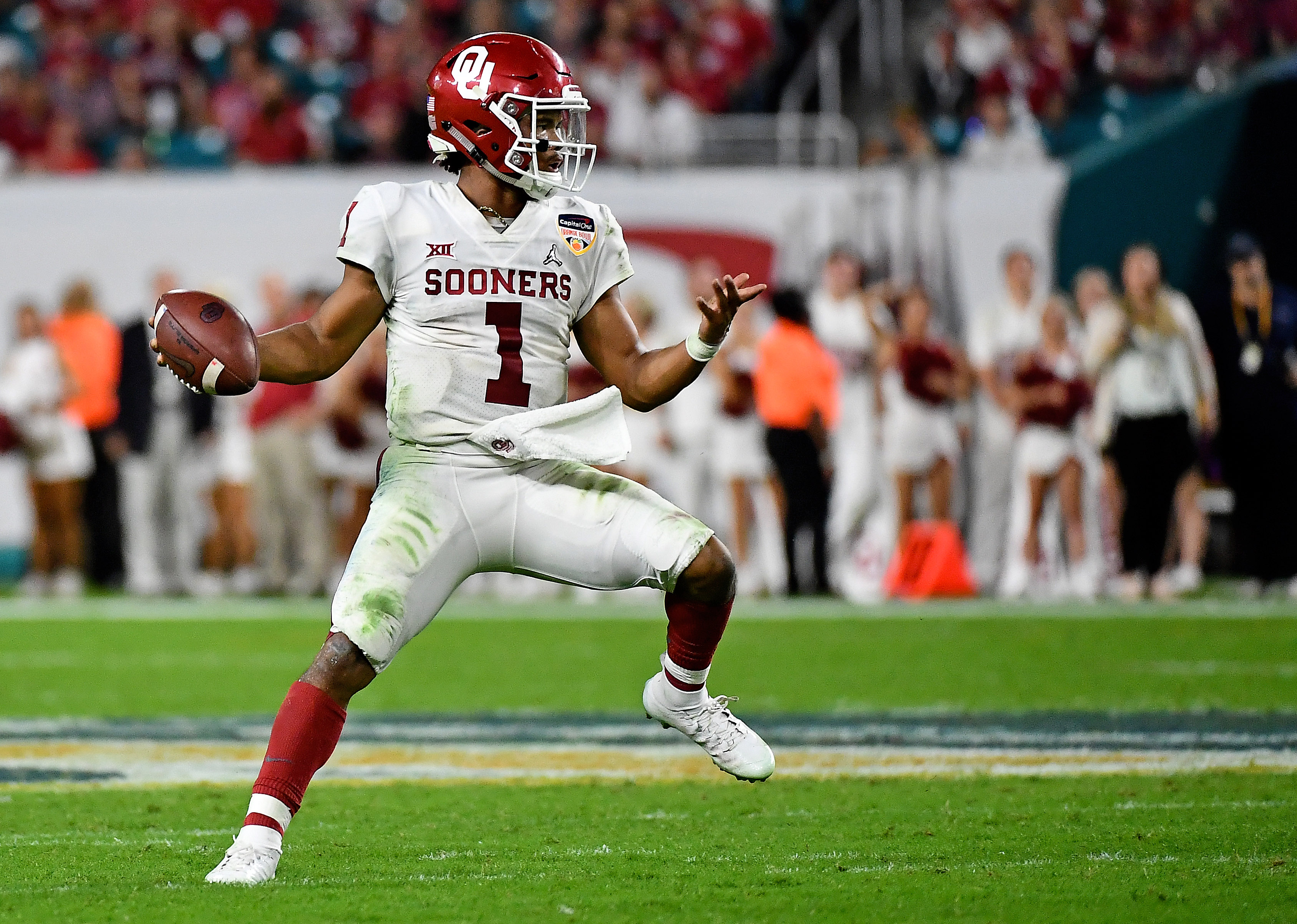The Revisionist History of Kyler Murray