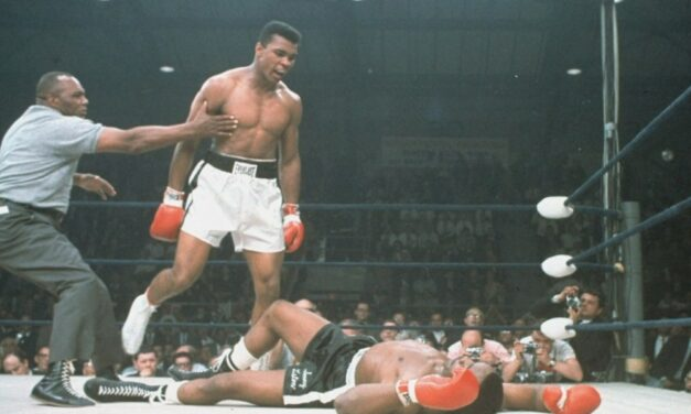 Who has beaten Muhammad Ali?
