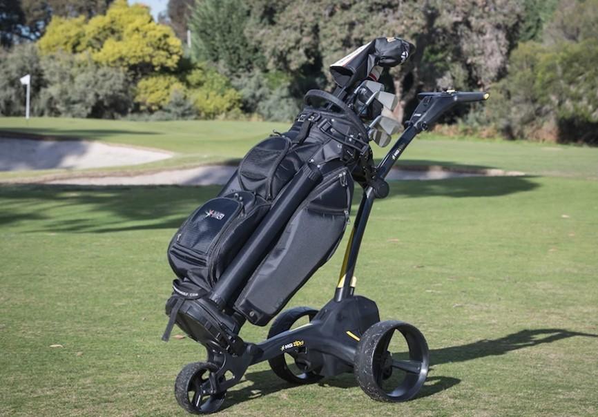 MGI Zip X1 Electric Golf Caddy
