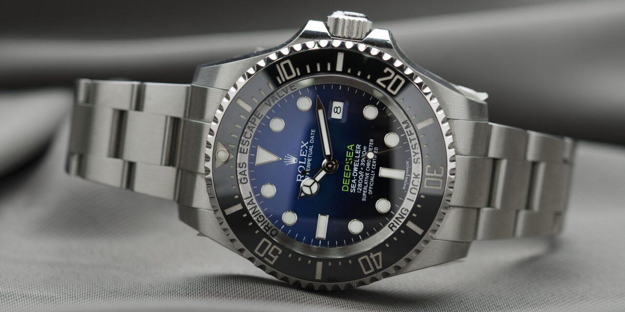 When Were Rolex Luxury Were Introduced?