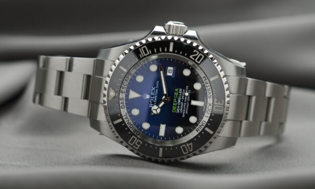 When Were Rolex Luxury Were Introduced?