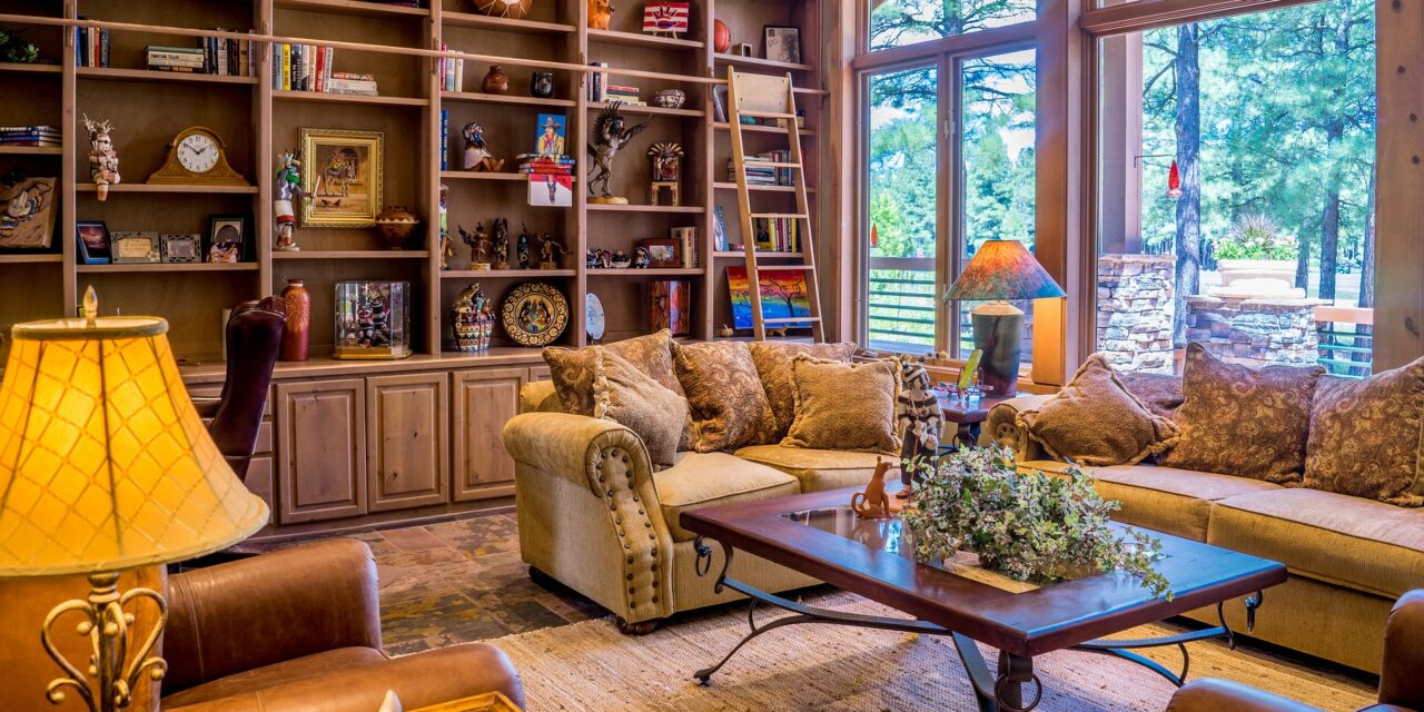 The main principles of organizing your home