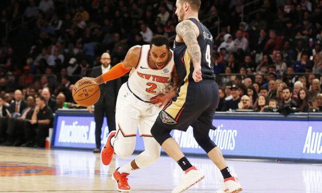 NBA Anomalies