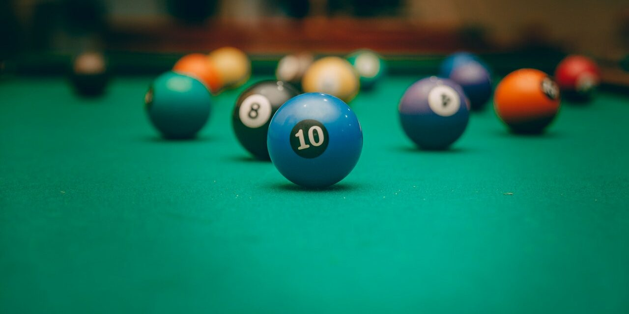 How to improve your pool game