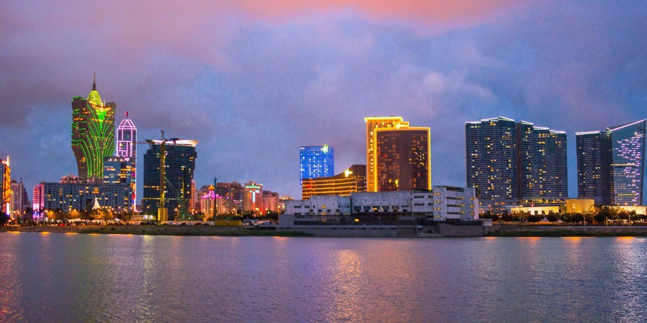 Macau – The Las Vegas of Asia