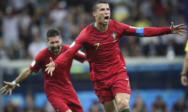 Cristiano Ronaldo reaches 750 goal milestones