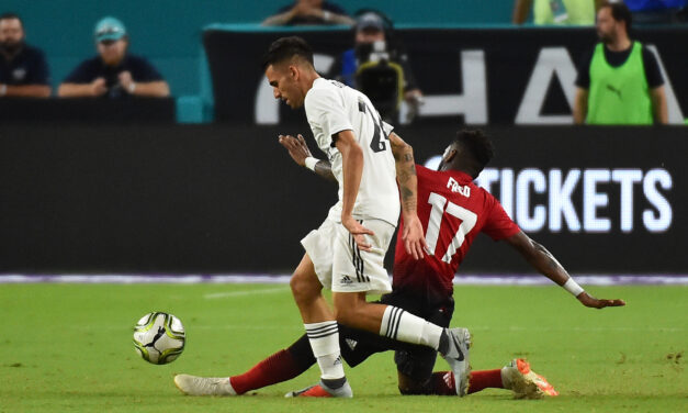 Solskjaer advised to axe Fred from the team