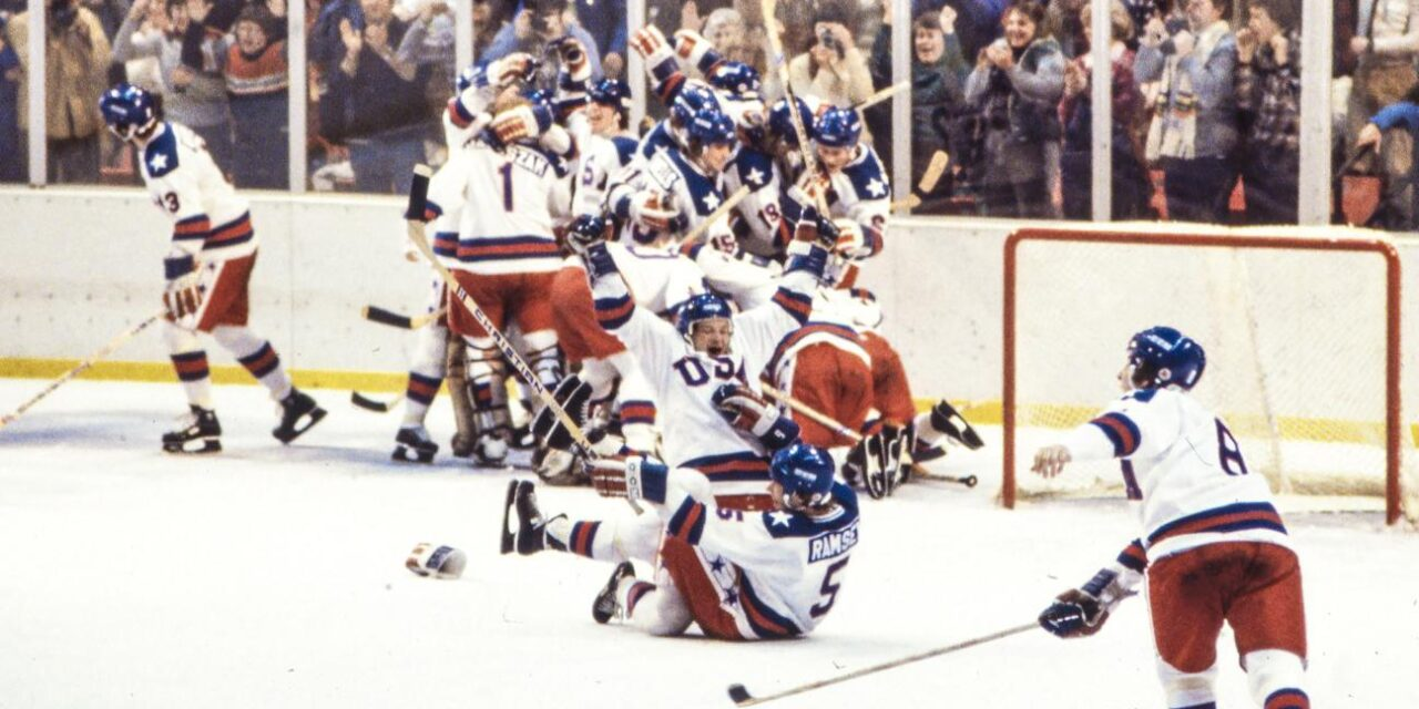 USA Hockey's Forgotten Olympic Miracle Powered By Veterans