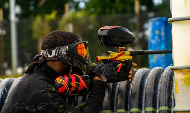 9 Awesome Reasons Why You Should Play Paintball